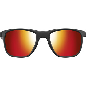 Julbo Trip Spectron 3CF Occhiali da sole Uomo, matt black/black shiny/multilayer red